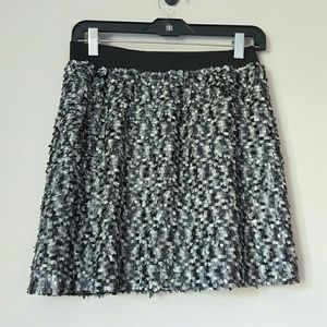 NWT Romeo and Juliet Couture sequined skirt